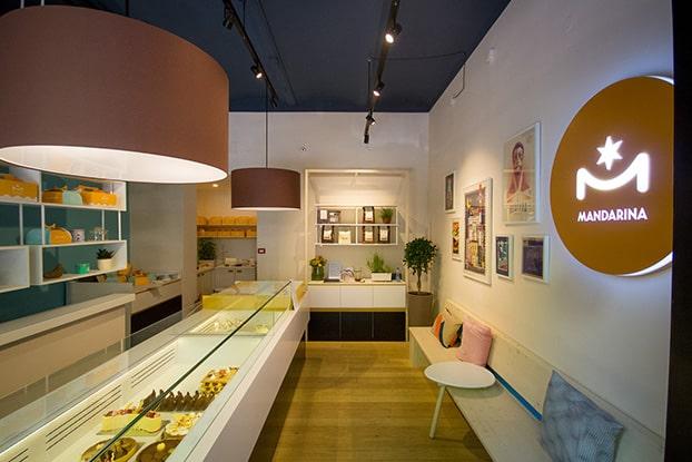 Mandarina Cake Shop