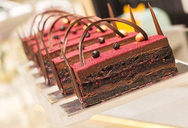 Mandarina čokoladne torte