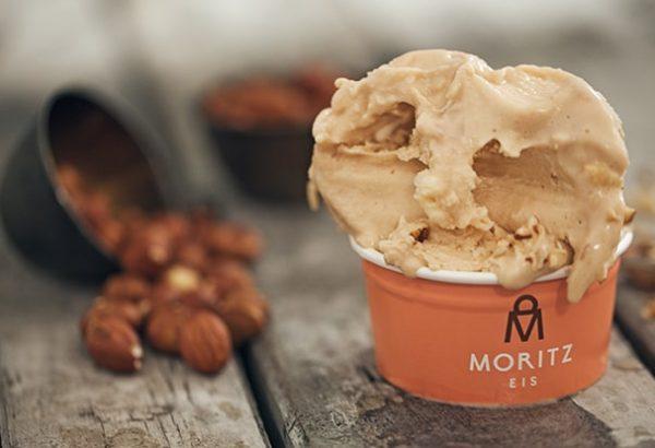 Frid Moric sladoled u čaši