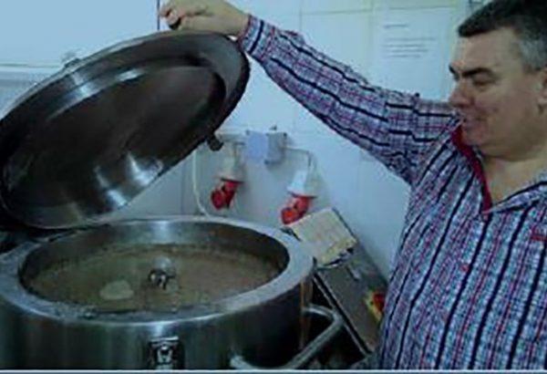 pripremanje peciva