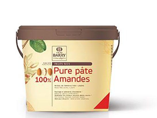 100% prirodna organik pasta od badema