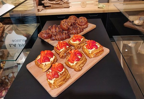 peciva pekara beograd hrana