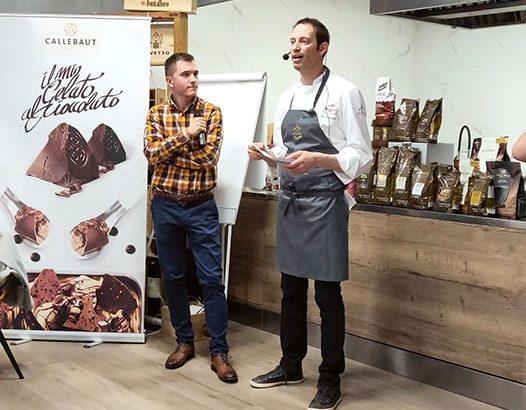 Barry Callebaut cokoladni zelat prezentacija