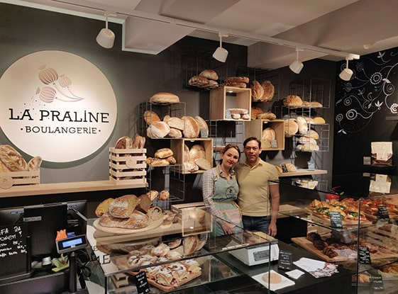 La Praline Boulangerie peciva beograd